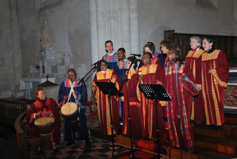 Concert Keur couleur gospel