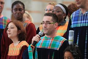 Chant à Saint-léonard