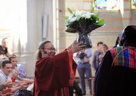 Bouquet de fleur St léonard