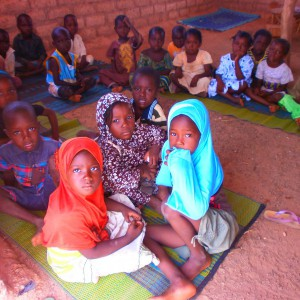 Soutien d'une école primaire au Niger