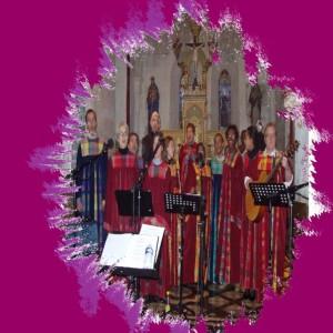 Affiche de la Chapelle aux choux pour Keur Couleur Gospel