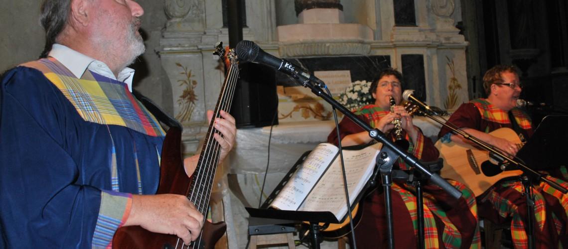 Nos chers musiciens-choristes